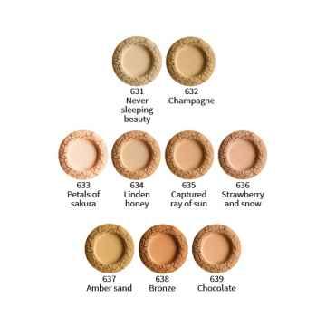Uoga Uoga Minerální make-up 637 Amber Sand 8 g