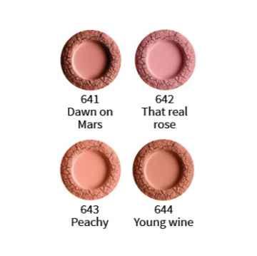 Uoga Uoga Minerální tvářenka 643 Peachy 4 g