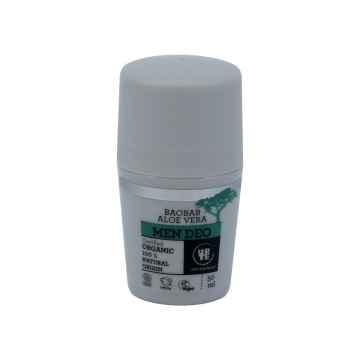 Urtekram Deodorant roll-on, MEN 50 ml