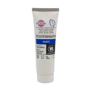 Urtekram Zubní pasta máta s fluorem 75 ml