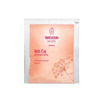 Weleda Čaj pro kojící ženy, bio 40 g, 20 ks