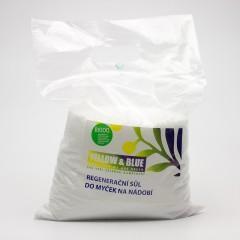 Yellow and Blue Regenerační sůl do myčky nádobí 3 kg