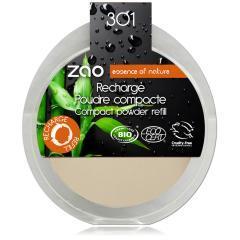 ZAO Kompaktní pudr 301 Ivory 9 g náplň