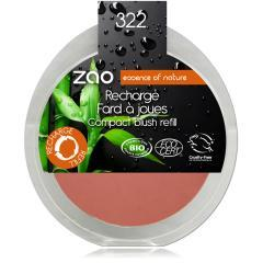 ZAO Tvářenka 322 Brown Pink 9 g náplň