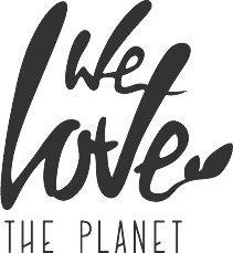 Značka We Love The Planet